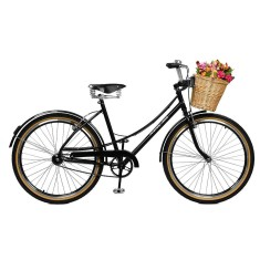 Bicicleta Master Bike Aro 26 Freio V-Brake Bella Retrô