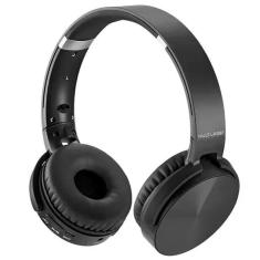 Headphone Bluetooth com Microfone Multilaser Premium PH264 Rádio