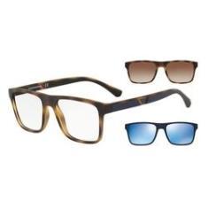 Imagem de Óculos De Sol Emporio Armani Ea4115 50891w-54