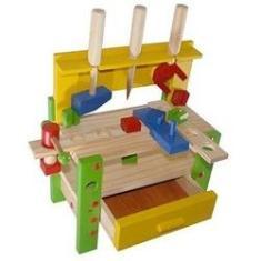 Imagem de Bancada de Ferramentas - Carimbras- Brinquedo Educativo