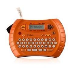 Imagem de Rotulador Etiquetadora Brother Eletrônico PT70 P-Touch Fita