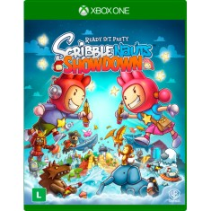 Jogo Scribblenauts Showdown Xbox One Shiver Entertainment