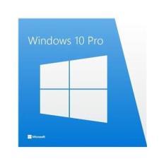 Sistema Operacional Windows 10 Pro FPP 32/64 Bits FQC-09131 - Cartão