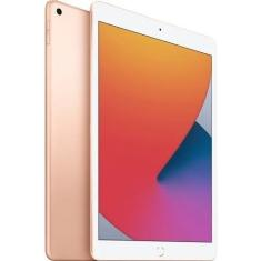 "Tablet Apple iPad 8ª Geração 32GB 10,2"" 8 MP iPadOS 14"