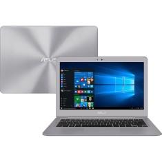 "Ultrabook Asus Zenbook UX330UA Intel Core i5 6200U 13,3"" 8GB SSD 256 GB 6ª Geração Windows 10 Home"