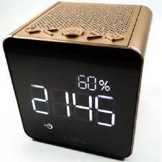 Imagem de Rádio Relógio Fm Despertador Digital Le-673