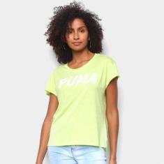 Imagem de Camiseta Puma Mordern Sports Feminina