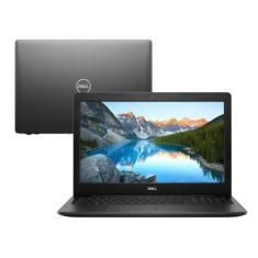 "Notebook Dell Inspiron 3000 i15-3583 Intel Core i5 8265U 15,6"" 8GB SSD 256 GB 8ª Geração"