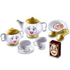 Imagem de Chazinho Da Princesa Bela E A Fera - Zuca Toys