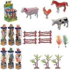 Imagem de Miniatura Colecionavel Animais Do Mundo Sortidos