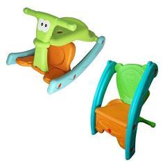 Imagem de Gangorra e Cadeira 2 em 1 Infantil Balanço Brinquedo Playground Menino Menina Importway BW052