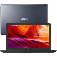 """Imagem de Notebook Asus VivoBook Intel Core i5 8250U 8ª Geração 4GB de RAM SSD 256 GB 15,6"""" Full HD Windows 10 X543UA-DM3458T"""