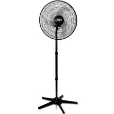 Ventilador de Coluna Tron Oscilante Grade PP 60 cm 3 Pás 3 Velocidades