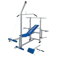 Academia de Musculação Sport & Camping Body Build Star