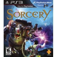 Jogo Sorcery PlayStation 3 Sony
