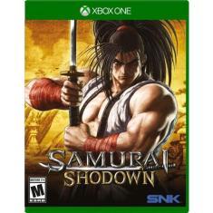 Jogo Samurai Shodown Xbox One SNK