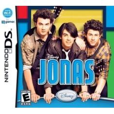 Jogo Jonas Disney Nintendo DS
