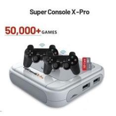 Imagem de Super Console X-PRO 50000 jogos Retrô GBA AT PS1 256GB