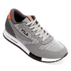 a75e0b4f4 Tênis Fila Masculino Casual Euro Jogger Sport