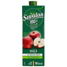 Suco de Maçã 100% 1L - Suvalan