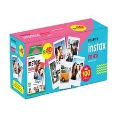 Imagem de Filme Instantâneo Fujifilm Instax Mini - 100 Fotos