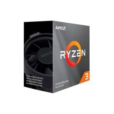 Processador AMD Ryzen 3 3100 Cache 18MB 3.6Ghz(3.9GZ Turbo) AM4