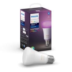 Imagem de Lâmpada Inteligente Philips Hue 9W  WiFi e Bluetooth base E27
