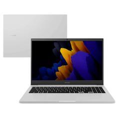 "Notebook Samsung Book NP550XDA-KO2BR Intel Celeron 6305 15,6"" 4GB HD 500 GB Windows 10 Bluetooth"