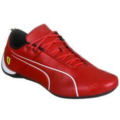 4b8af0b76bb Tênis Puma Masculino Casual Scuderia Ferrari Future Cat Ultra