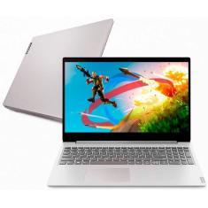 """Notebook Lenovo IdeaPad S145 81V70008BR AMD Ryzen 5 3500U 15,6"""" 32GB HD 1 TB SSD 256 GB"""