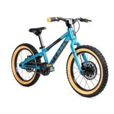 Bicicleta Sense Lazer Aro 16 a Disco Mecânico Impact Grom 16 2021