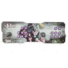 Imagem de Fliperama Portátil Arcade Retro 2 Jogadores Coringa Sdinfbr