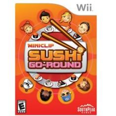Jogo Sushi go Round Wii SouthPeak Games
