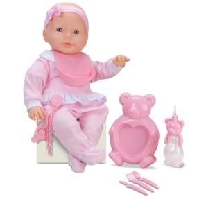 Imagem de Boneca Bebê Mania Baba Roma Brinquedos