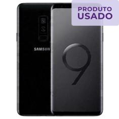 Smartphone Samsung Galaxy S9 Plus Usado 128GB Android