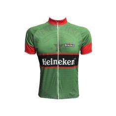 Imagem de Camisa Ciclismo Mountain Bike Masculina Zíper Total Verde