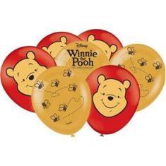"""Imagem de Balão Especial 9"""" Winnie The Pooh"""