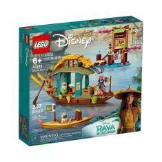 Imagem de Lego disney princess raya - O barco de boun 43185