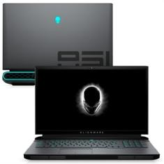 "Notebook Gamer Dell Alienware Area 51m R2 AW17-51MR2 Intel Core i7 10700 17,3"" 16GB SSD 512 GB"
