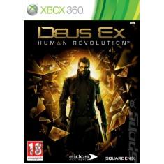 Jogo Deus Ex Human Revolution Xbox 360 Square Enix