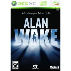 Jogo Alan Wake Xbox 360 Microsoft