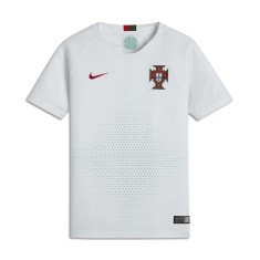 Camisa infantil Portugal II 2018 19 sem Número Torcedor Infantil Nike a05fd454434