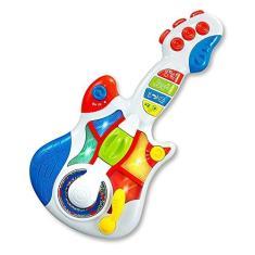 Imagem de Guitarra Infantil Musical - Zoop Toys