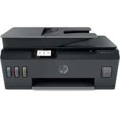Impressora Multifuncional HP Smart Tank 617 Tanque de Tinta Colorida Sem Fio