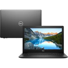"""Imagem de Notebook Dell Inspiron 3000 i15-3583-AS90P Intel Core i7 8565U 15,6"""" 32GB SSD 1 TB 8ª Geração"""