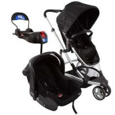 Imagem de Carrinho de Bebê Travel System Sky Trio com Bebê Conforto e Base - Infanti