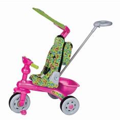 Imagem de Triciclo com Pedal Magic Toys Trike Mônica 3323