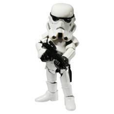 Imagem de Boneco Star Wars Stormtrooper Hybrid Metal Figuration 005 Herocross - SUIKA