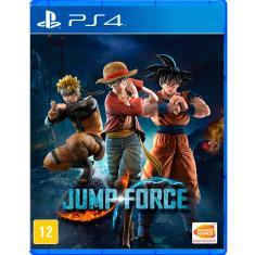 Jogo Jump Force PS4 Bandai Namco