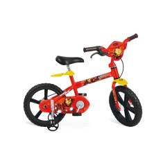 Bicicleta Bandeirante Homem de Ferro Aro 14 2248